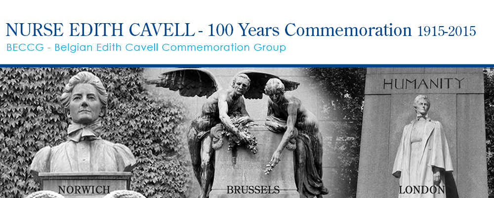 Edith Cavell-100 Years Commemoration