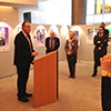 Richard Howitt MEP opens the exhibition